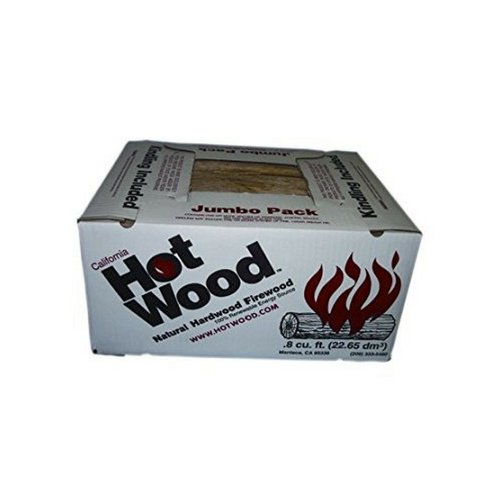 California Hot Wood Inc 035022100001 1982l Hardwood Box