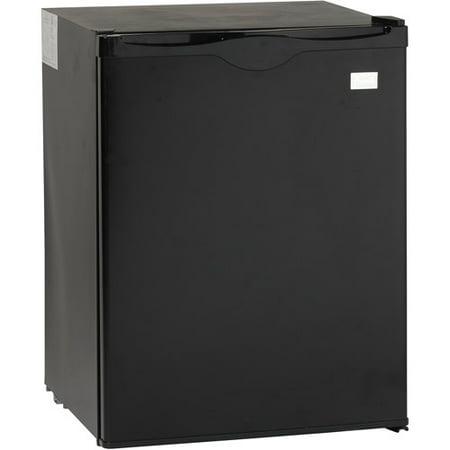 Avanti Model 2.2 Cu Ft Mini All-Refrigerator AR2416B, Black ()