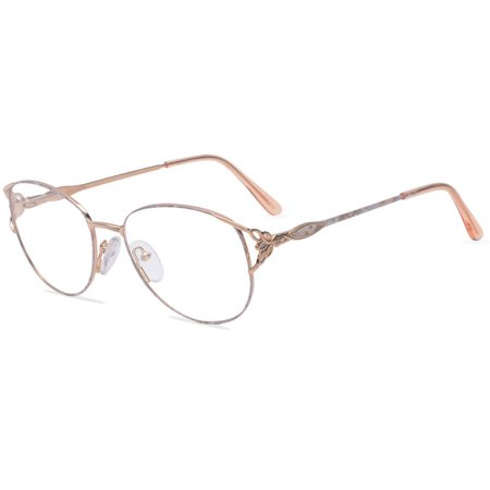 sophia loren womens prescription glasses m48 gold