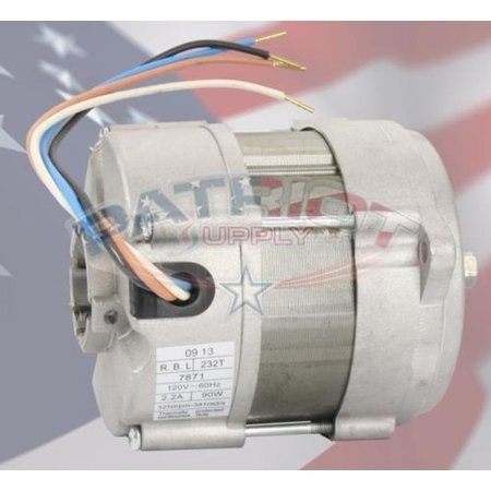 Riello 3005843 Oil Burner Motor 115V For 40 Series F3, F5, F10 BF3, BF5 Oil