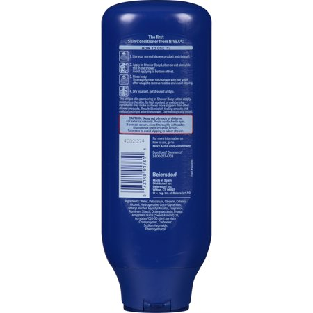 Best NIVEA In-Shower Nourishing Body Lotion 13.5 fl. oz. deal