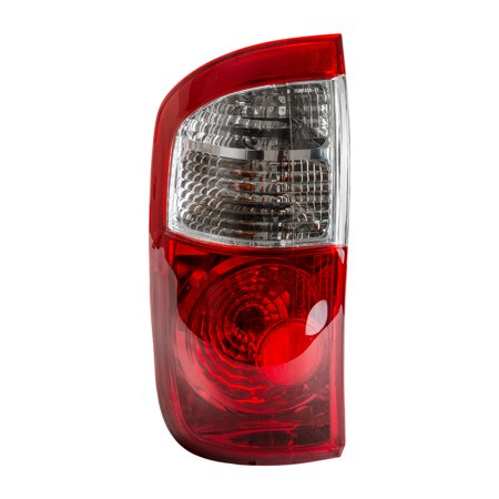 TYC 11-6038-00-1 Left Side Tail Light Assembly for 04-06 Toyota Tundra TO2800153