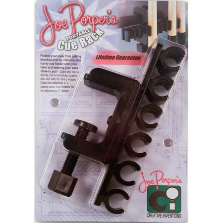 Joe Porper Portable Cue Holder - 6 Cue Joe Porper Cases