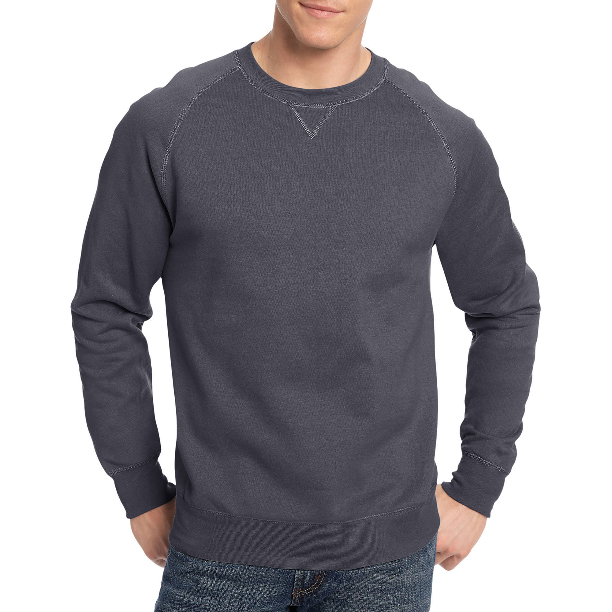 Men's Nano Premium Soft Lightweight Fleece Sweatshirt