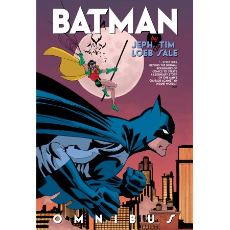 Batman by Jeph Loeb & Tim Sale Omnibus - Batman The Long Halloween Jeph Loeb