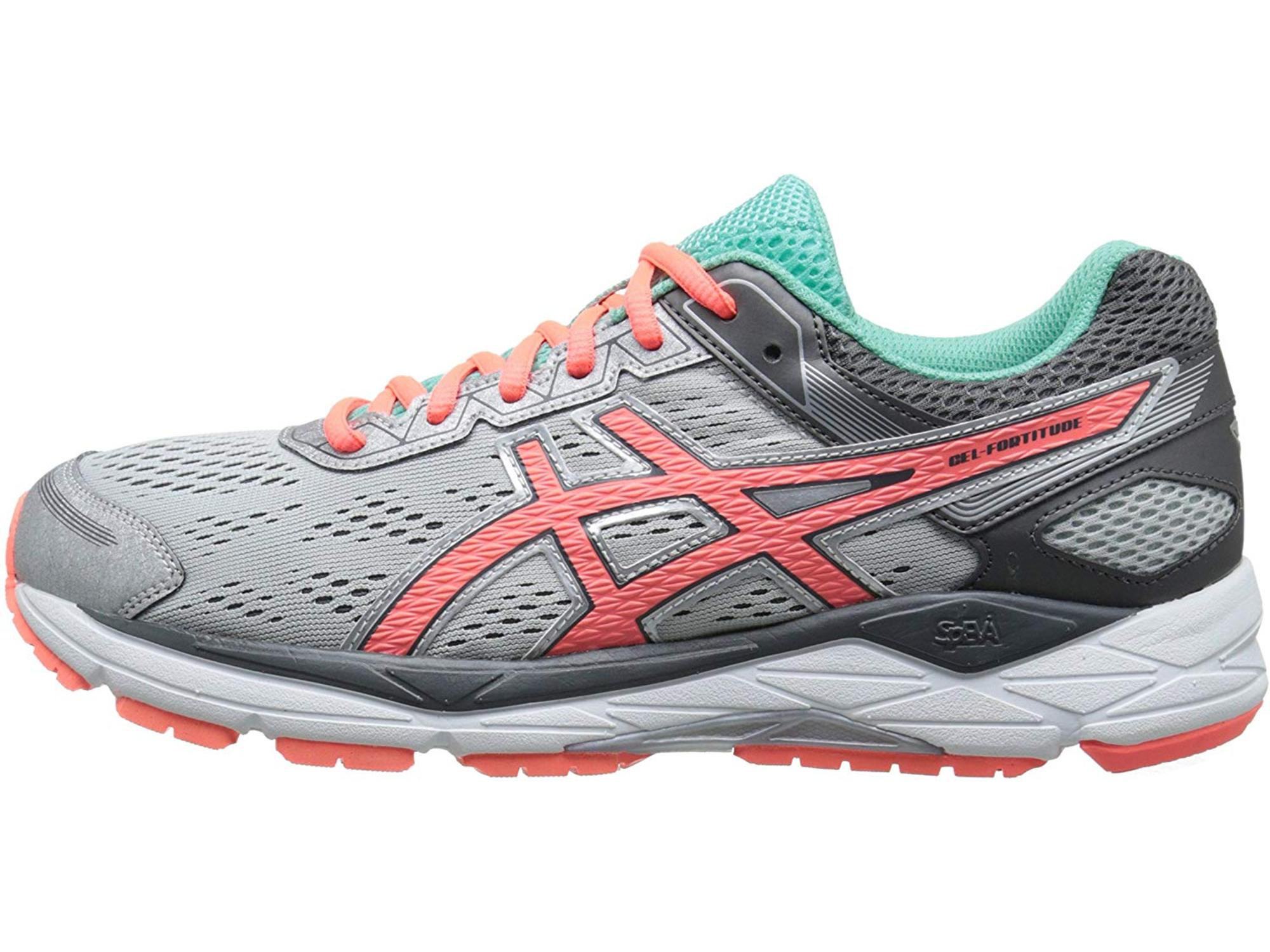 GEL Fortitude 7 Running Shoe, Silver