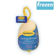 Butterball All Natural Turkey Breast, Gluten-free, Frozen