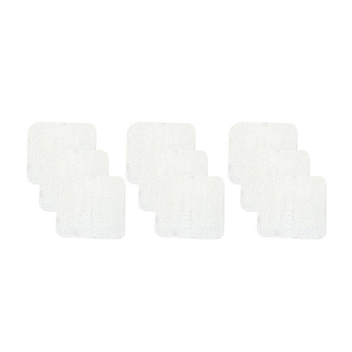 Mainstays 9pk Utility Cloth, White