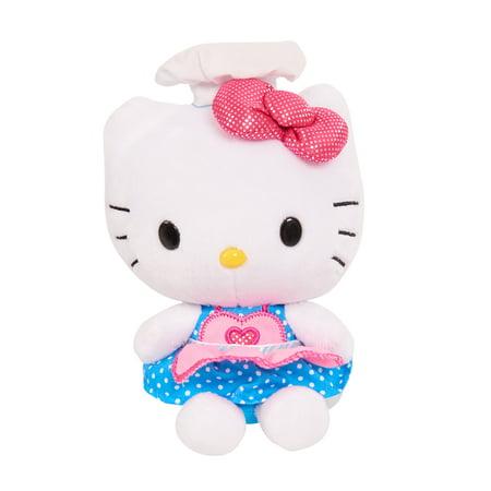 Halloween Hello Kitty Cake Pops (Hello Kitty Bean Plush - Cooking)