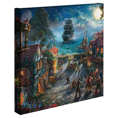 Thomas Kinkade Pirates of the Caribbean - 14