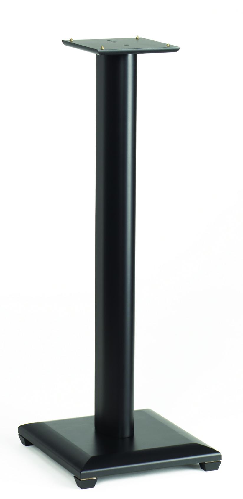 32 Black TransDeco TD32BA Speaker Stands