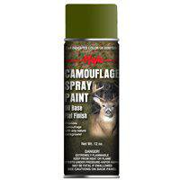 Camouflage Spray Paint (PAINT SPRAY CAMO OLVDRB 12OZ )