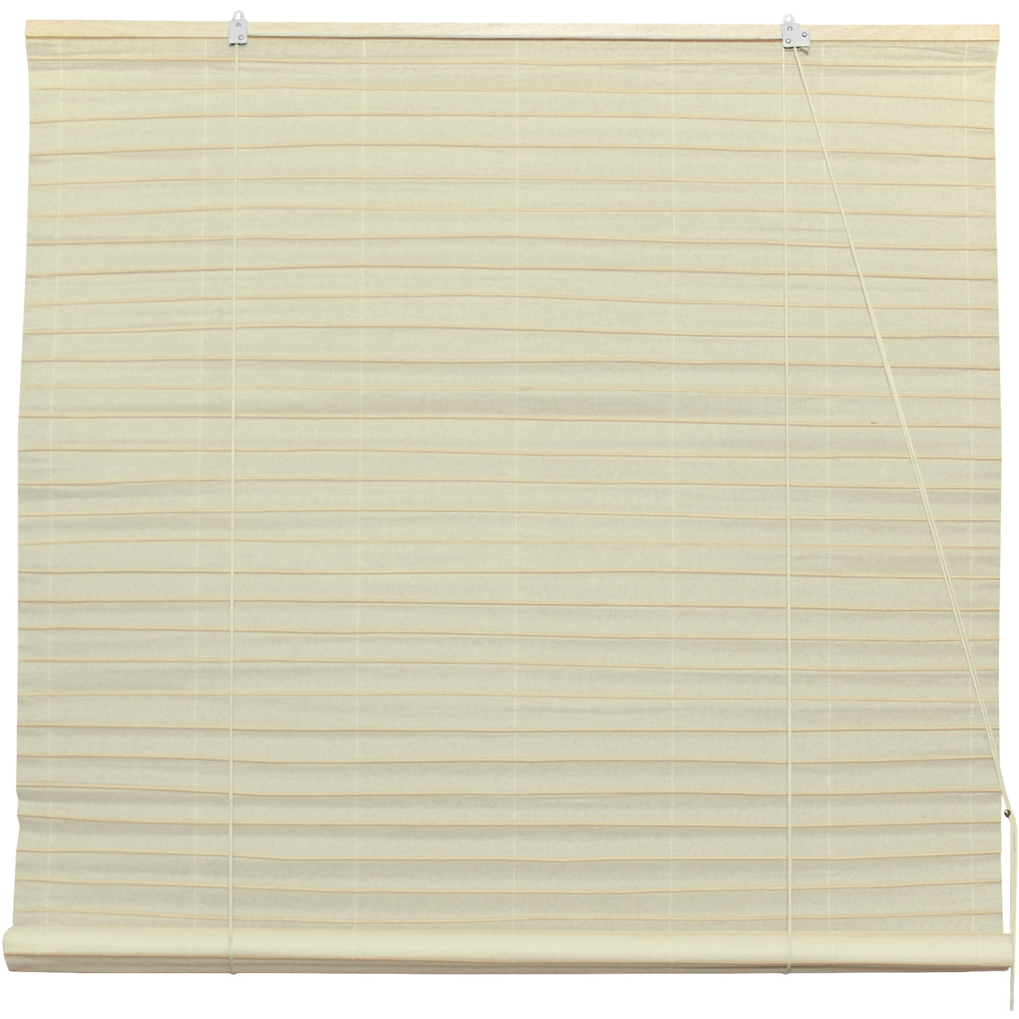 Shoji Paper Roll Up Blinds, Cream