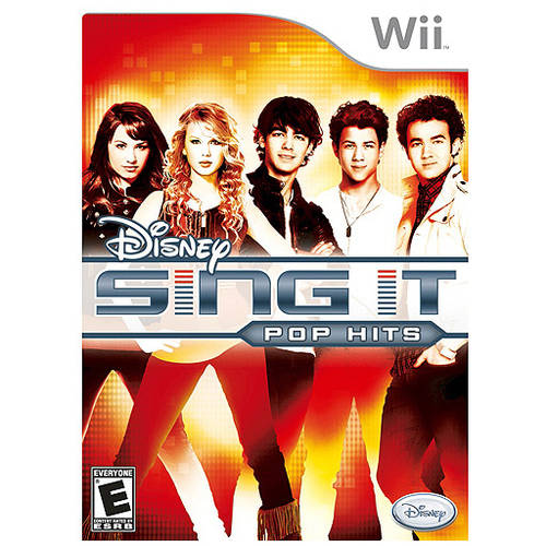 Disney Sing It: Pop Hits (Wii) - Pre-Owned