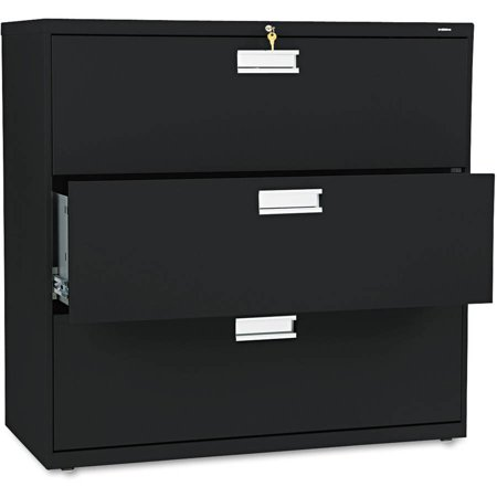 Lateral 3 Drawer (HON 3 Drawers Lateral Lockable Filing Cabinet,)