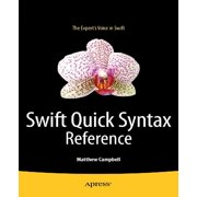Swift Quick Syntax Reference - eBook
