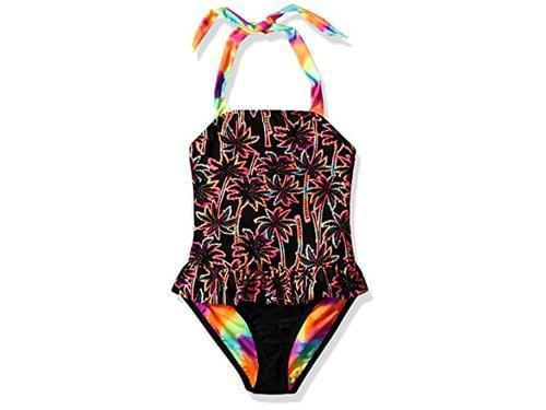 Girls One Pieces Angel Beach Big Girls One Piece Swimsuit