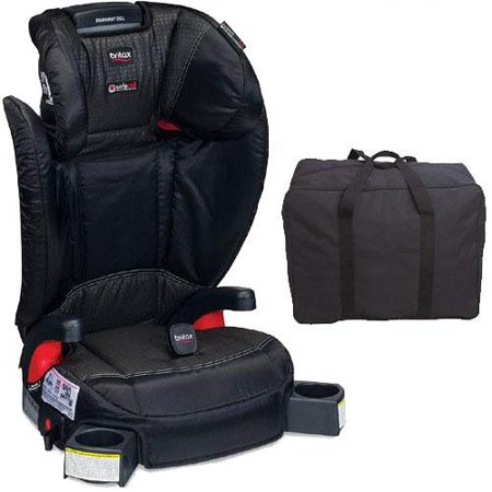 Britax   Parkway Sgl G1 1 Belt Positioning Booster Seat With Travel Bag   Spade