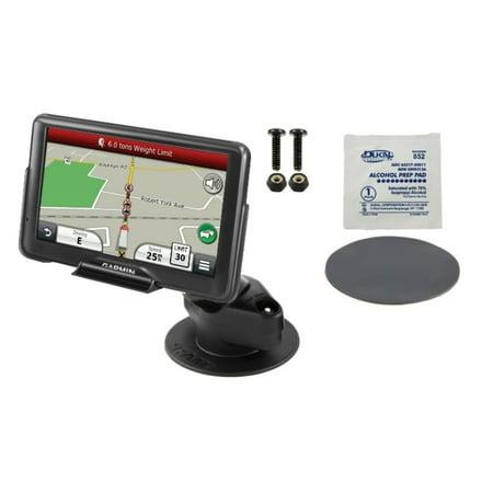 Adhesive Dashboard Car Mount Holder for Gps Garmin dezl 760LMT & nuvi  2797LMT