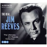 The Real Jim Reeves - The Ultimate JIm Reeves Collection (CD)