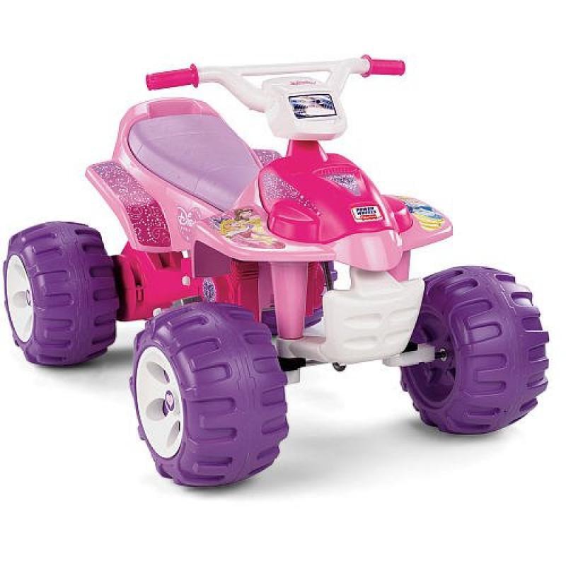 Power Wheels Fisher Price Disney Princess Trailrider by