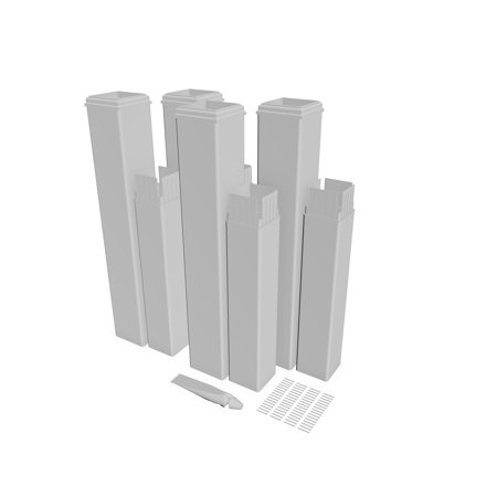 Windshield 4 Extension (Pergola Extension Kit - 4)
