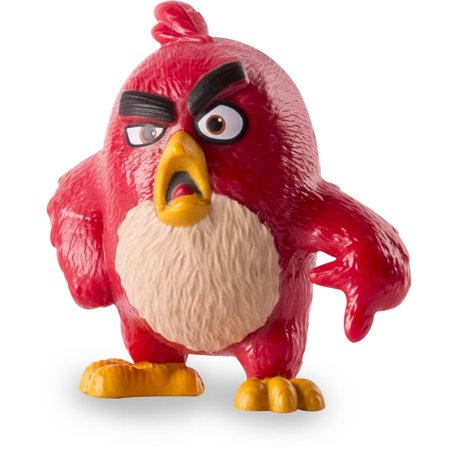 Angry Birds Collectible Figure, Red Angry