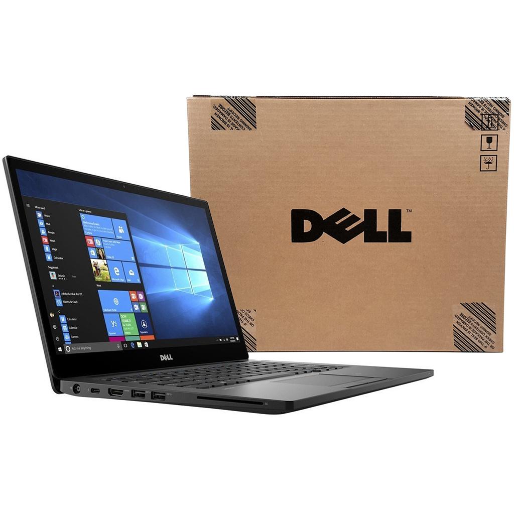 "Dell Latitude 7480 HD 14"" Intel Core i5 7200U (2.5GHz-3.1GHz) 8GB DDR4 Memory 128GB SSD Webcam Backlit Keyboard Windows 10 Professional Laptop (Dell Certified Refurbished)"