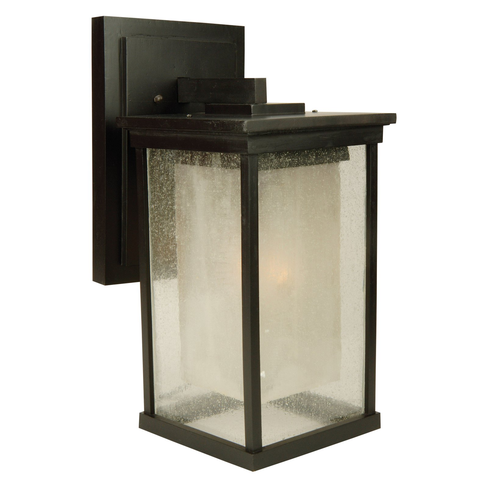 Craftmade Riviera ES Z3724-NRG Large Outdoor Wall Mount Light