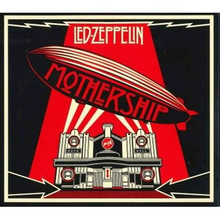 Led Zeppelin Cd - Mothership (CD)