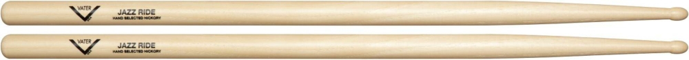 Vater American Hickory Jazz Ride Drumsticks Wood by Vater