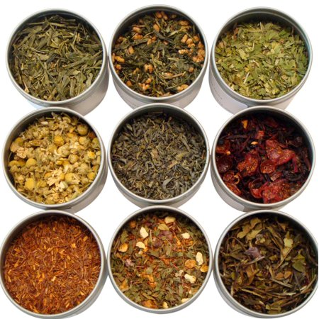 Heavenly Tea Leaves Assorted Tea Sampler, 9 Count