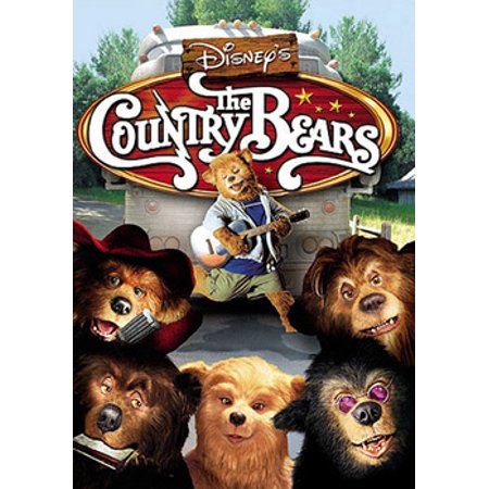 The Country Bears (DVD)