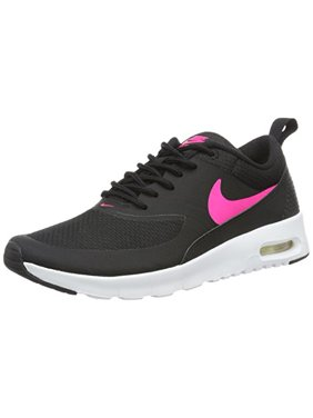 huge selection of a6852 ce5a6 Product Image Nike 814444-001  Air Max Thea Black Pink Fashion Running Girl  Gradeschool Size