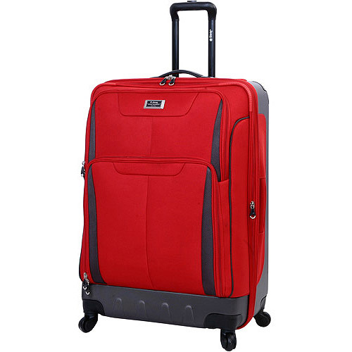 "Jeep 24"" Hybrid Upright Spinner Luggage, Multiple Colors"