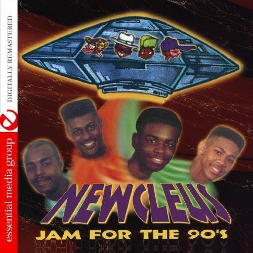 Newcleus - Jam for the 90's [CD]
