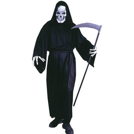 Grave Cake Halloween (Grave Reaper Adult Halloween Costume - One)