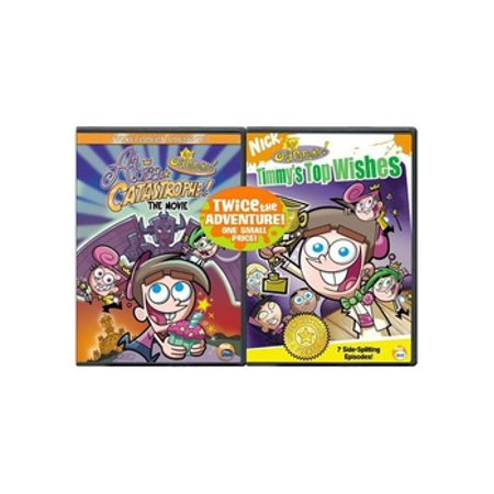 Fairly Oddparents: Abra Catastrophe / Timmy's Top Wishes (DVD)