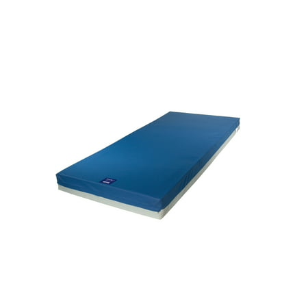 Drive Medical Gravity 7 Long Term Care Pressure Redistribution Mattress, No Cut Out,