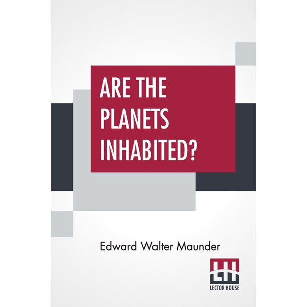 Are The Planets Inhabited? (Paperback)