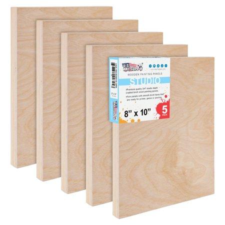 Cradled Painting Board (U.S. Art Supply 8
