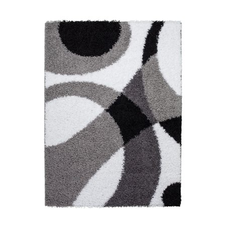 Solid Plain Soft Area Rug Mat