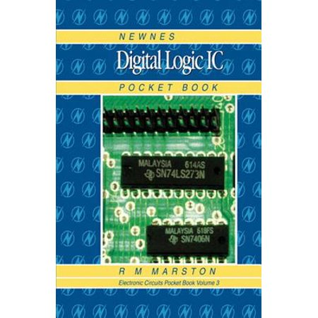 Newnes Digital Logic IC Pocket Book - eBook