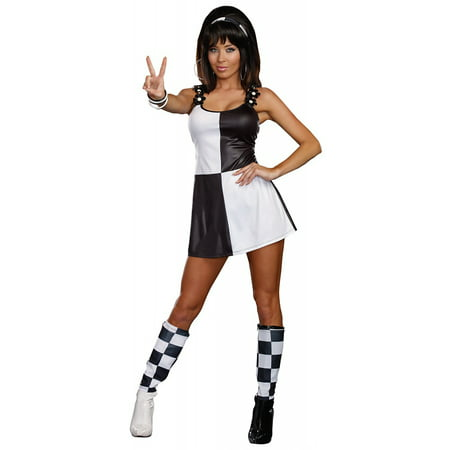 Yeah Baby Adult Costume - X-Large