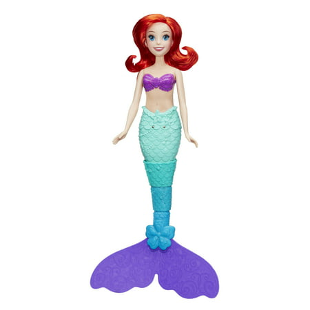 Disney Princess Swimming Adventures Ariel Doll for Ages 3 and up