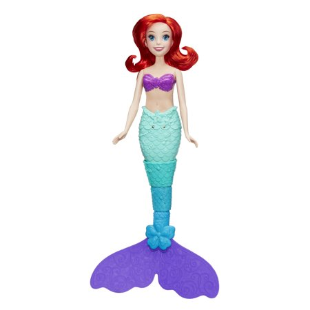 Disney Princess Swimming Adventures Ariel - Blonde Disney Princess