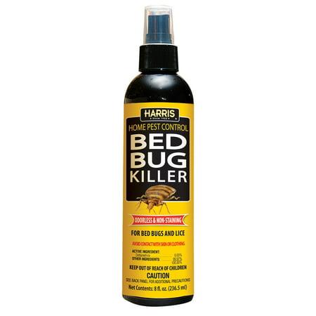 Harris Bed Bug Spray, 8 Oz. Pump
