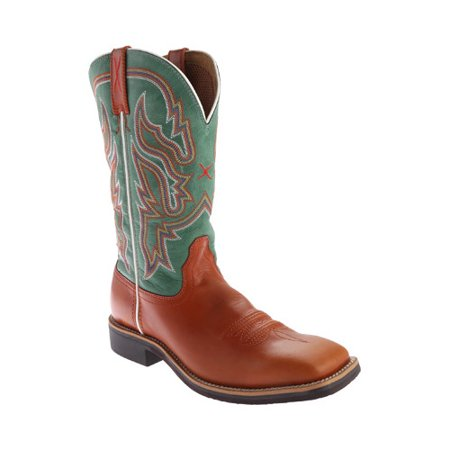 Cheap Outlet Locations Twisted X Boots WTH0014 Top Hand Cowboy Boot(Women's) -Coffee/Burgundy Leather New Fashion Style Of Ebay Online Popular Cheap Price Discount Looking For mnW9LeF0l