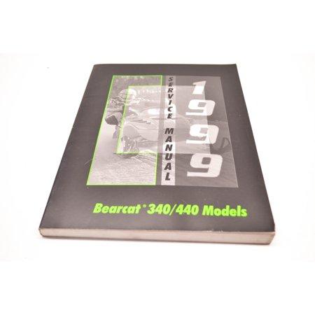 Car Service Manual - Arctic Cat 2255-944 99 Bearcat 340/440 Model Service Manual QTY 1
