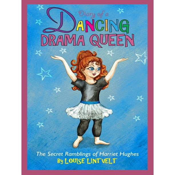Diary of a Dancing Drama Queen - eBook